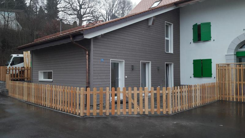 Appartement/ Maisonnette en duplex neuf de 3 pces avec terrasse au Mont-sur-Lausanne !