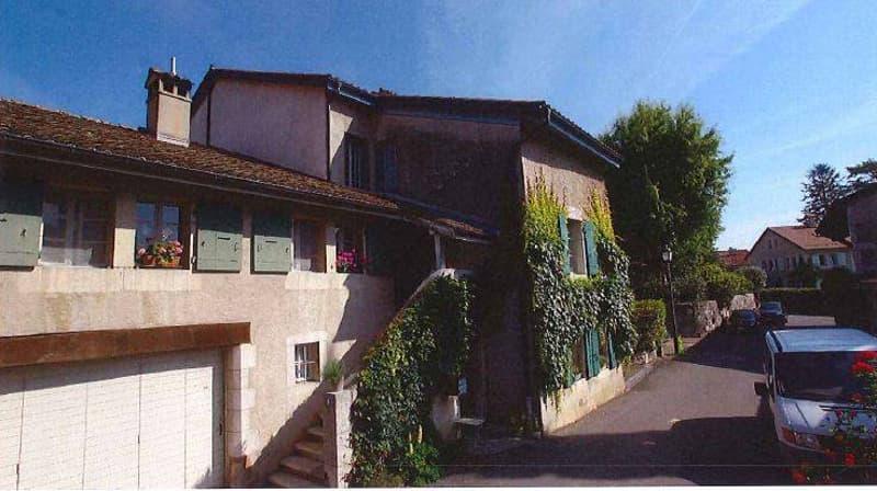 Batisse Villageoise