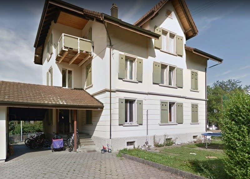 Vollvermietetes MFH mit Erweiterungsmöglichkeit in Gontenschwil