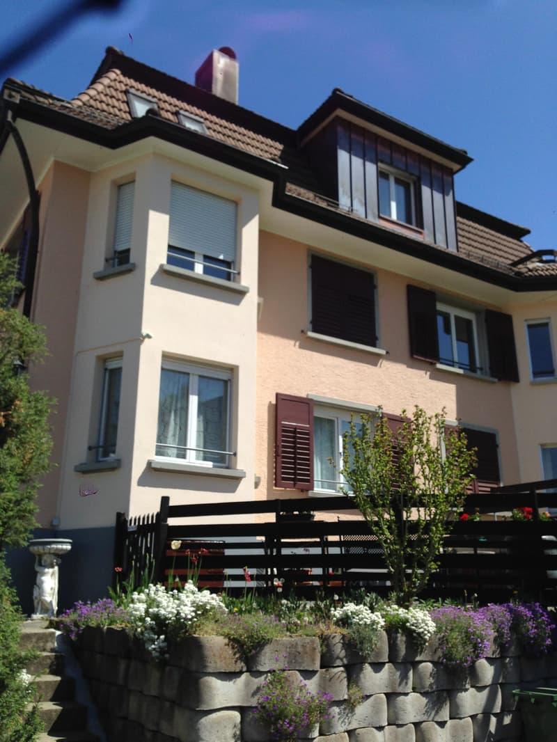 ruhige und sonnige 3-Zimmerwohnung in Birmensdorf (ZH)