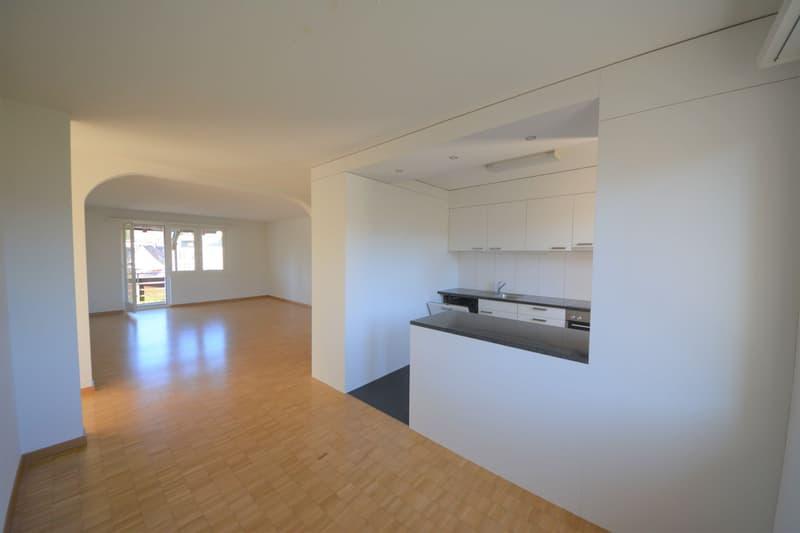 Familienfreundliche Dachwohnung im Zentrum von Eschenbach gesucht?