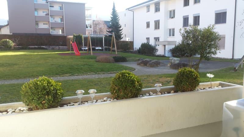 Helle 4.5 Zimmer-Wohnung im Zentrum von Dagmersellen