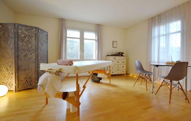 Praxis- & Therapieraum Nr. 4 im Gesundheitszentrum Wiesenthal