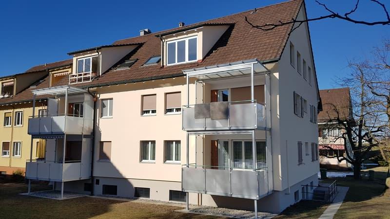 3.5 Zimmerwohnung mit Balkon in Köniz-Moos