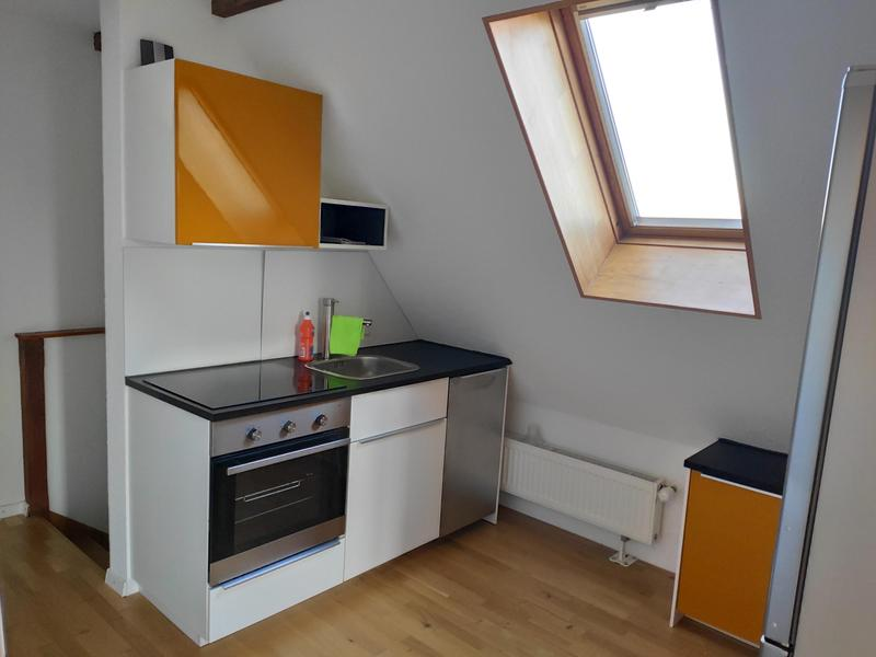 Charmante & helle 2.5-Zi-Wohnung, zentral & ruhig gelegen, Stadtgrenze zu Zofingen