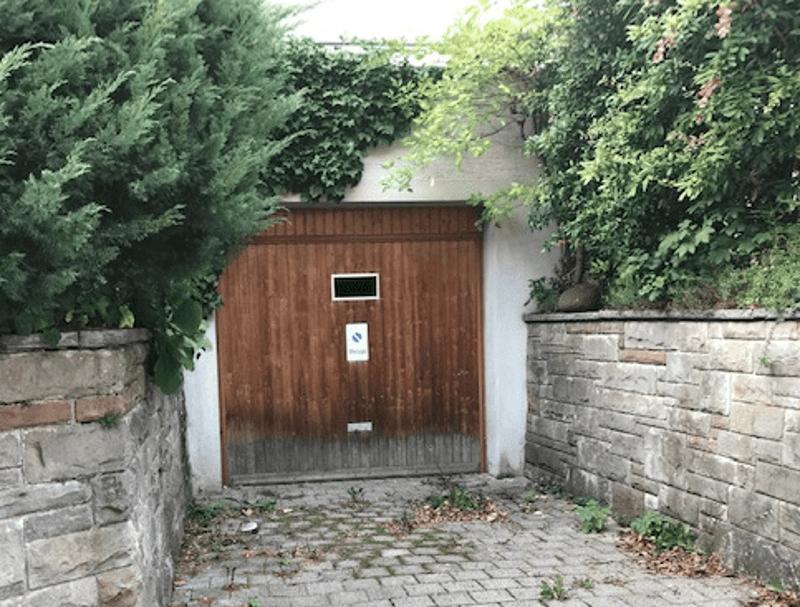 Garagenbox in Wiedikon