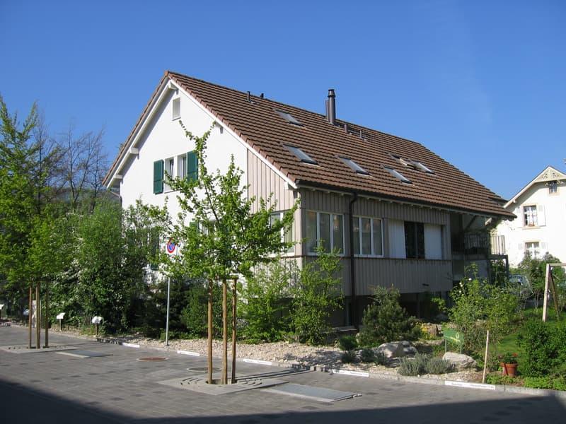 Einfamilienhaus mit Einliegerwohnung im Dorfkern