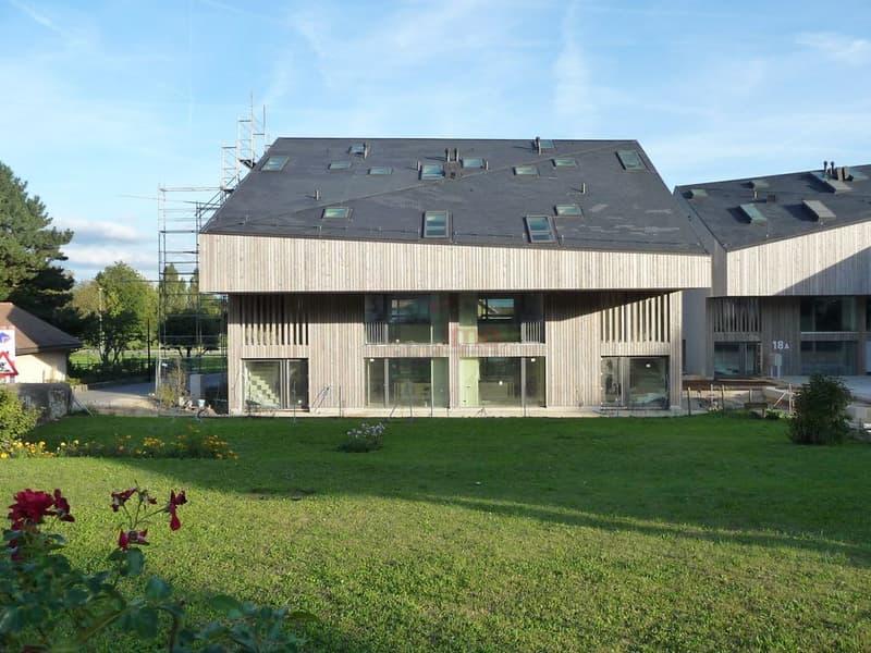 Magnifique 4.5 pièces de 118 m2 en duplex avec grand balcon