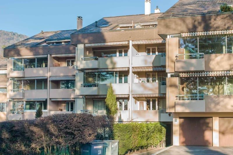 Bel appartement de 3.5 pièces à vendre à Fontanivent / Montreux