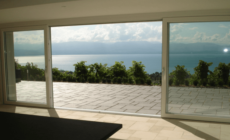 Large terrace apartment to rent with breathtaking views