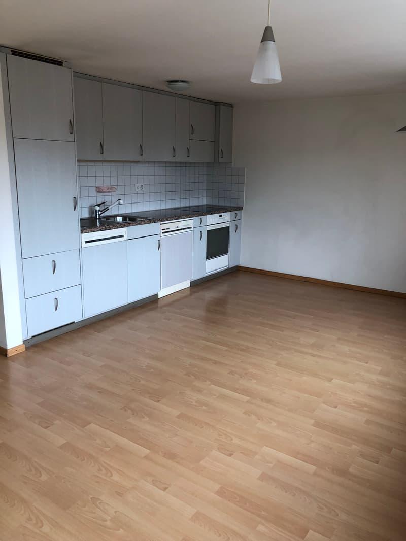 Zentral gelegene Wohnung (2)