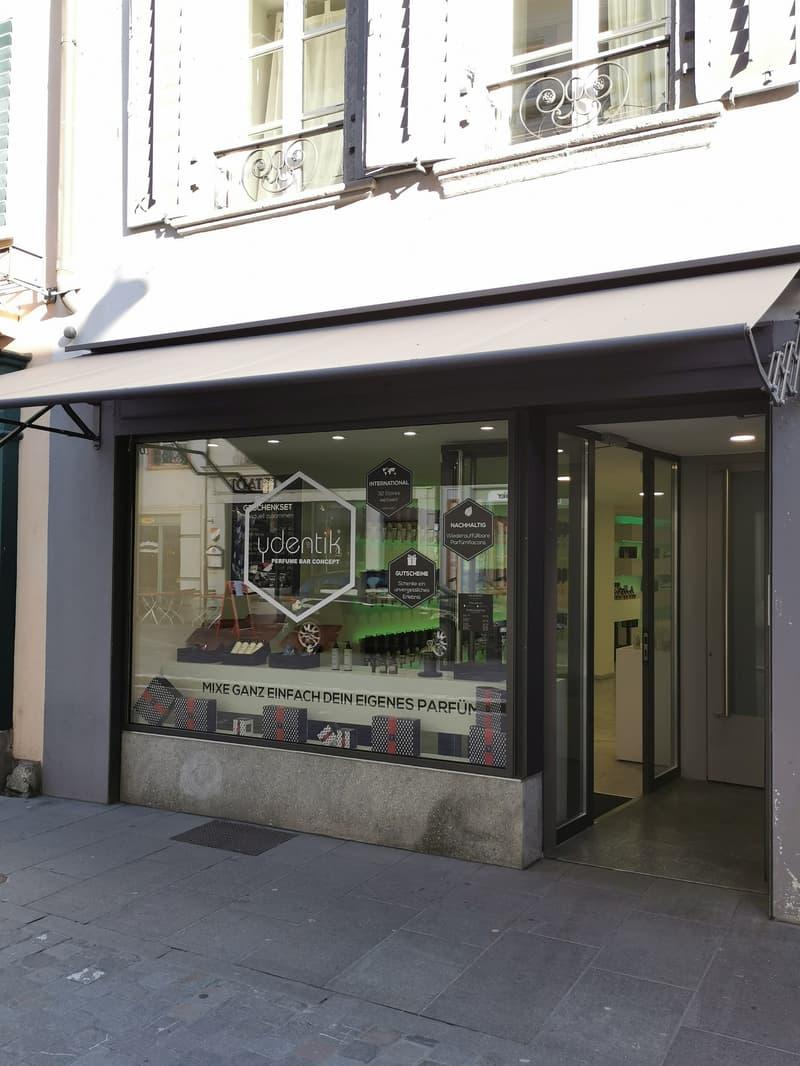 Charmantes, modernes Ladenlokal im Zentrum von Aarau