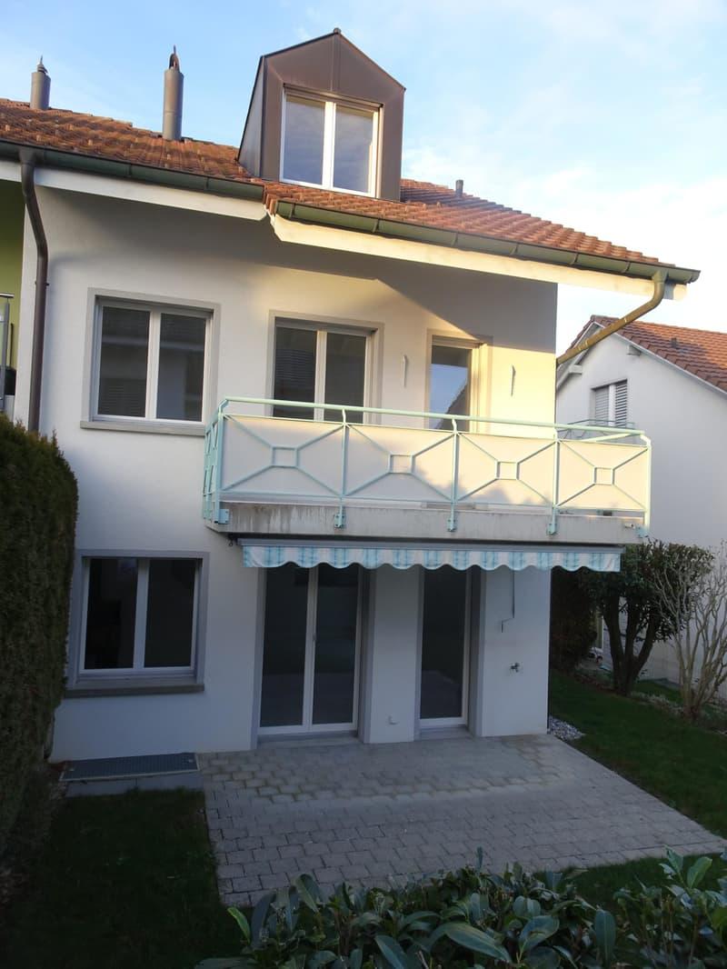 4 1/2 - 6 1/2 Zimmer Doppeleinfamilienhaus an ruhiger kinderfreundlicher Wohnlage