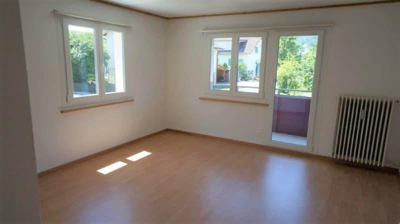 3,5 Zimmer-Wohnung im Hochparterre mit Balkon