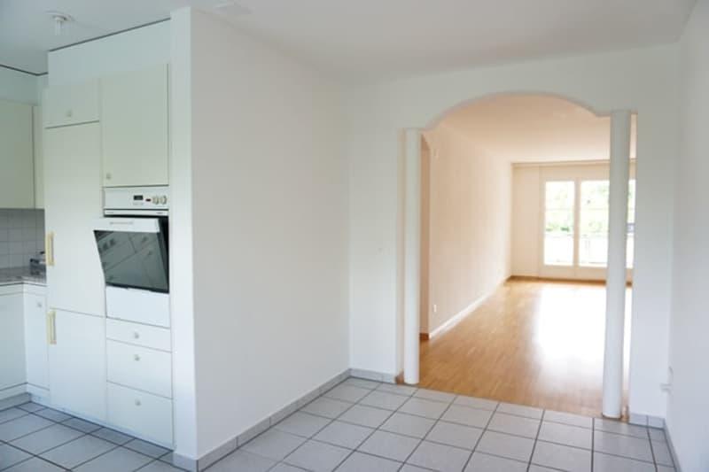 Schöne, helle 3.5-Zimmerwohnung im Erdgeschoss