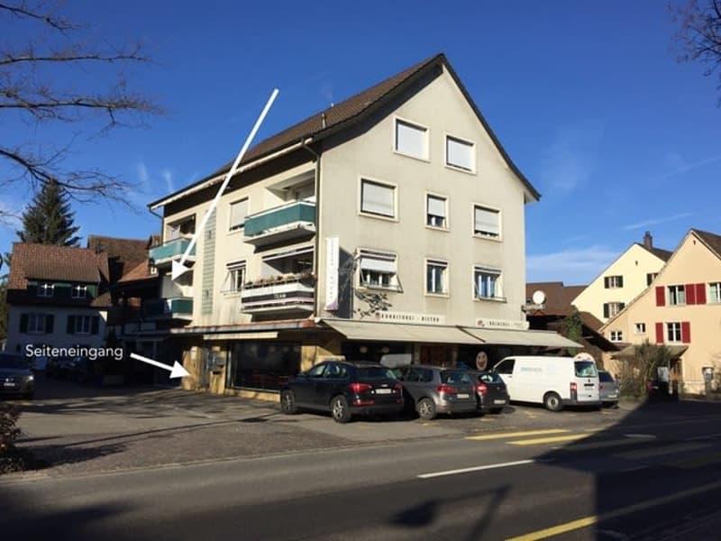 Ab sofort renovierte, helle 2 Zweizimmerwohnung, 51 m2 im 1. Stock
