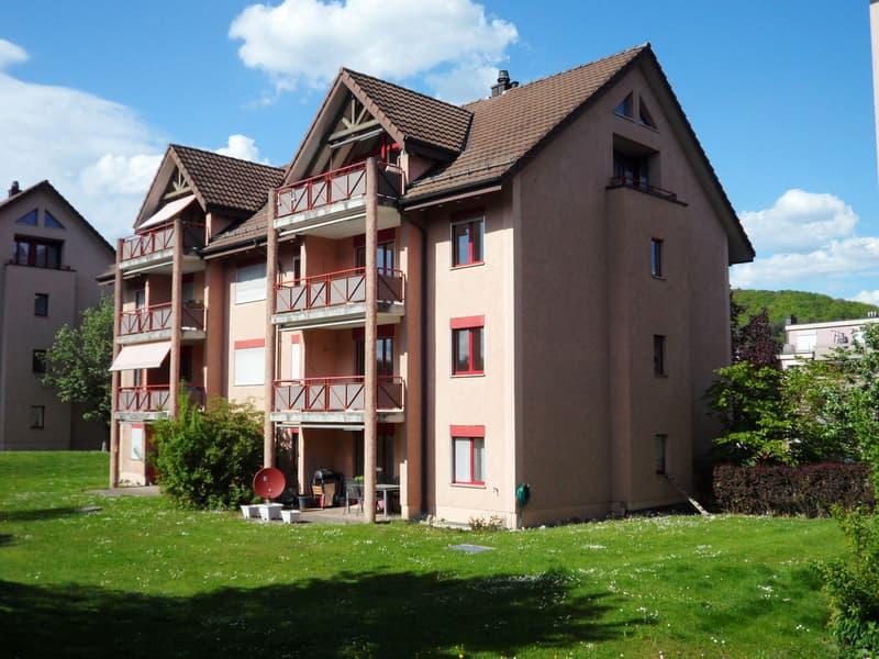 Charmante 3.5-Zimmer-Wohnung im Erdgeschoss