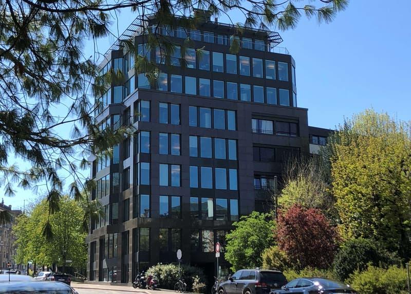 A louer, bureaux plug & ply dans un immeuble de standing, rue Villereuse