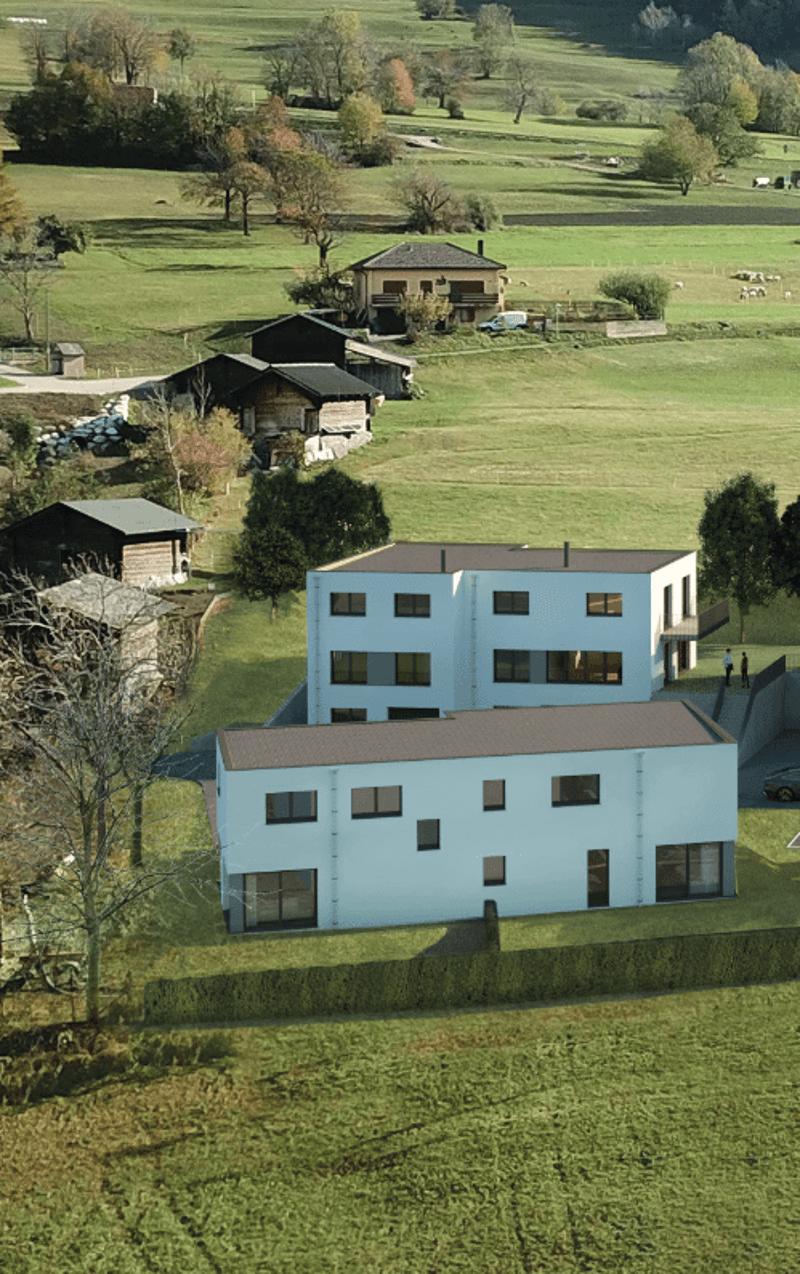 Eigenständiges Doppel-Einfamilienhaus an sensationeller Lage (2)