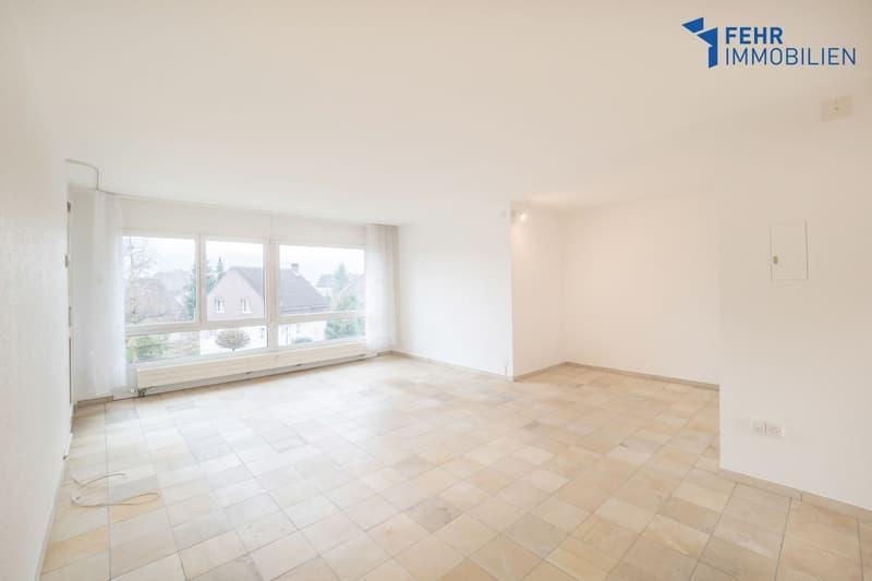 Fehr Immobilien - Ruhig und idyllisch gelegene 4.5-Zi.-Wohnung