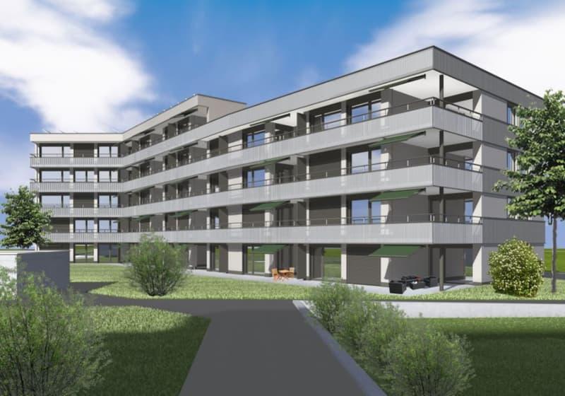 27 Mietwohnungen von 1.5 bis 5.5-Zimmer mit Bezugstermin ab Herbst 2020