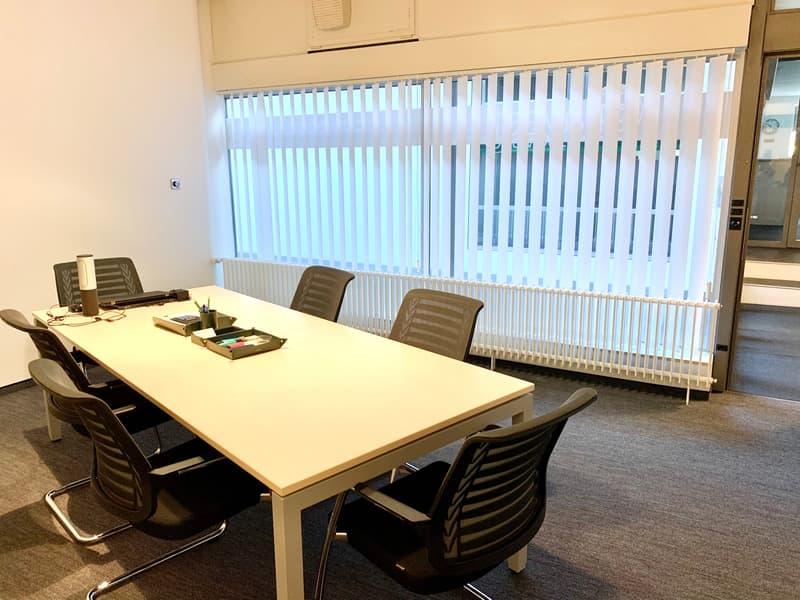 Büro oder Sitzungszimmer im Kreis 6 Zürich, auch als Atelier, Showroom, Domizil, etc. geeignet