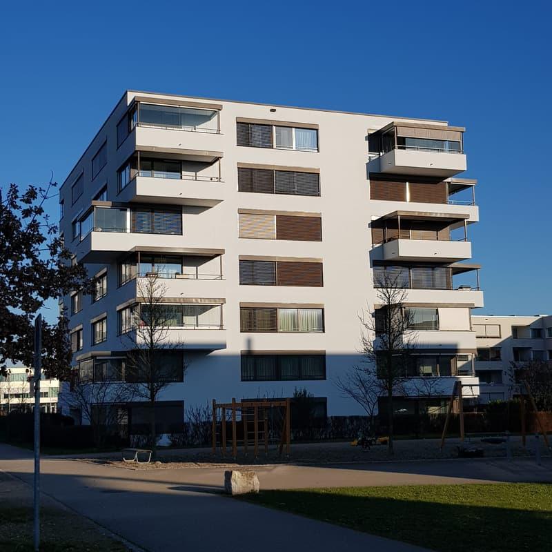 Wohnung mit toller Aussicht bis nach Basel