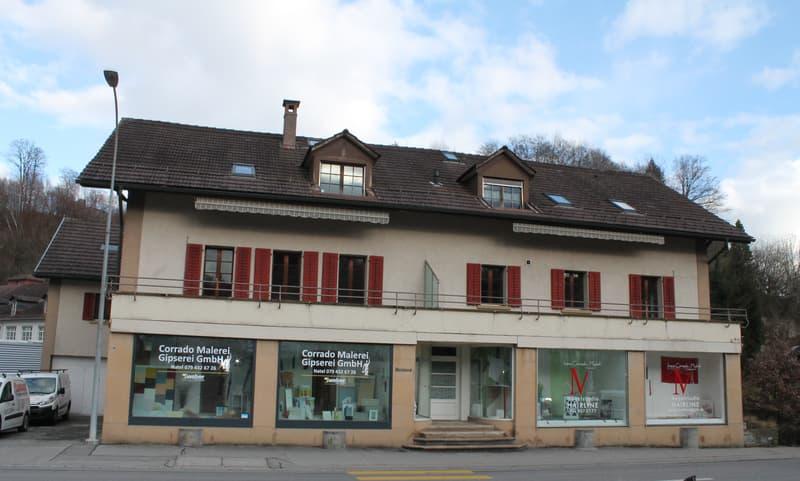 Heimelige 3 Zimmerwohnung im Herzen von Melchnau