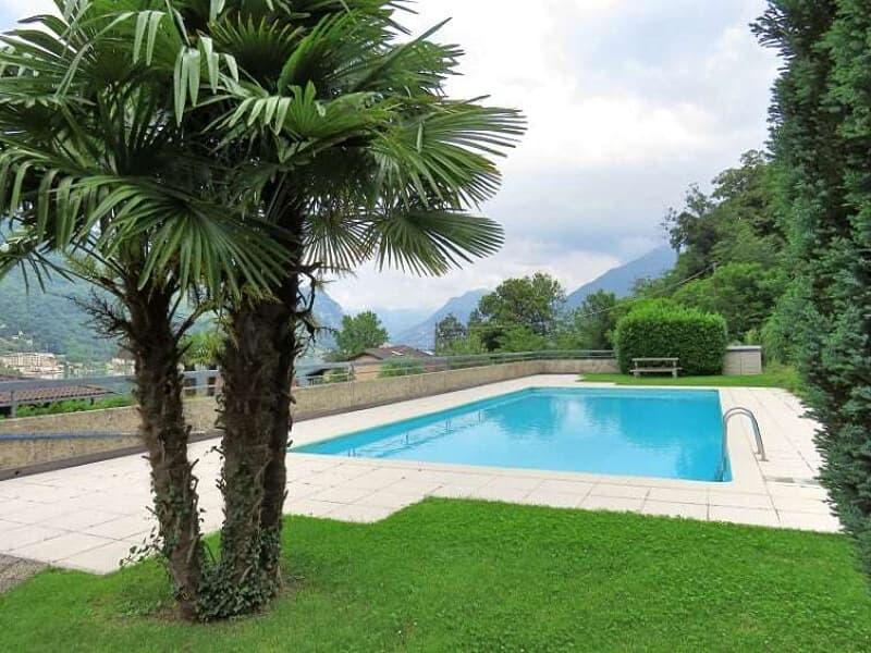 2,5 locali Mansardato con Piscina e Vista Lago (1)