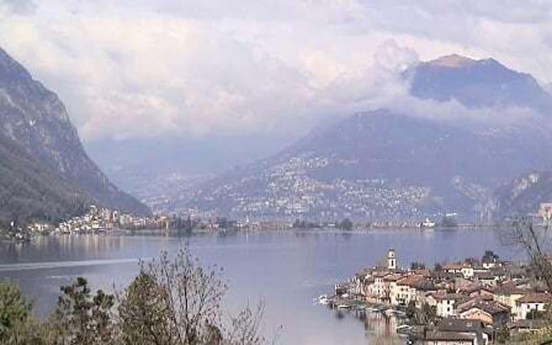 2,5 locali Mansardato con Piscina e Vista Lago (4)