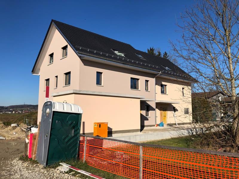 Neubau - Einfamilienhaus li