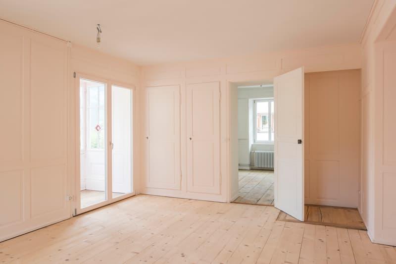 Charmante, liebevoll renovierte 3.5-Zimmer-Wohnung