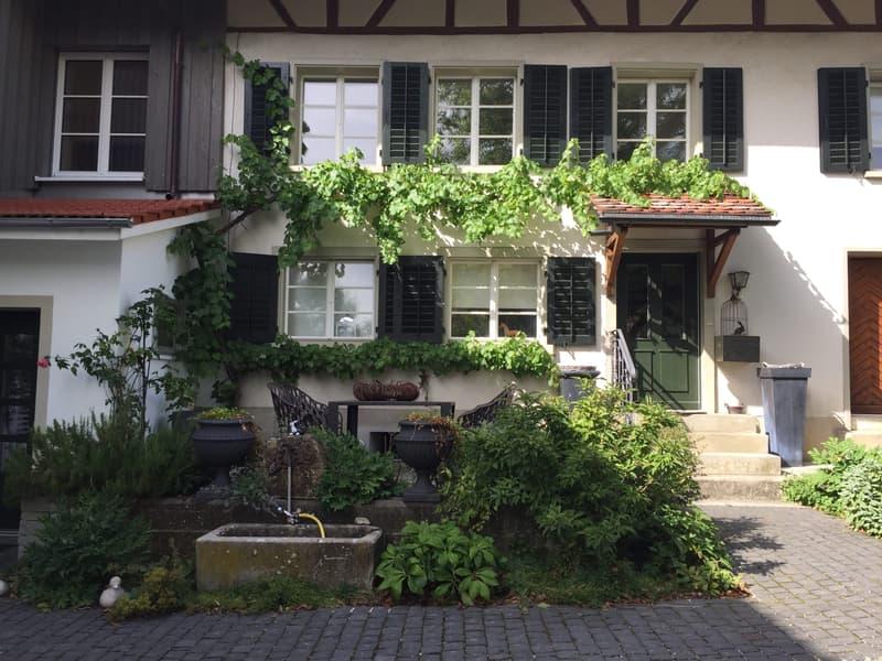 Schön renoviertes Bauernhaus am Nussbaumer See