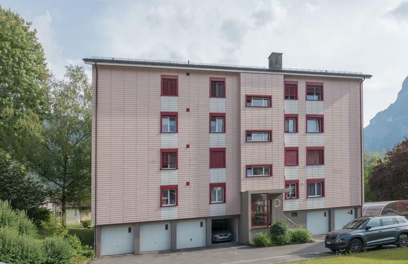 gemütliche Wohnung in einem ruhig gelegenem Quartier