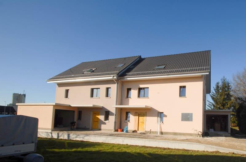 Neubau - Einfamilienhaus re