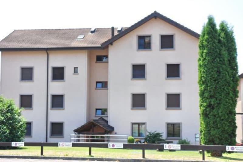Grosszügige 3,5-Zimmerwohnung an ruhiger Lage