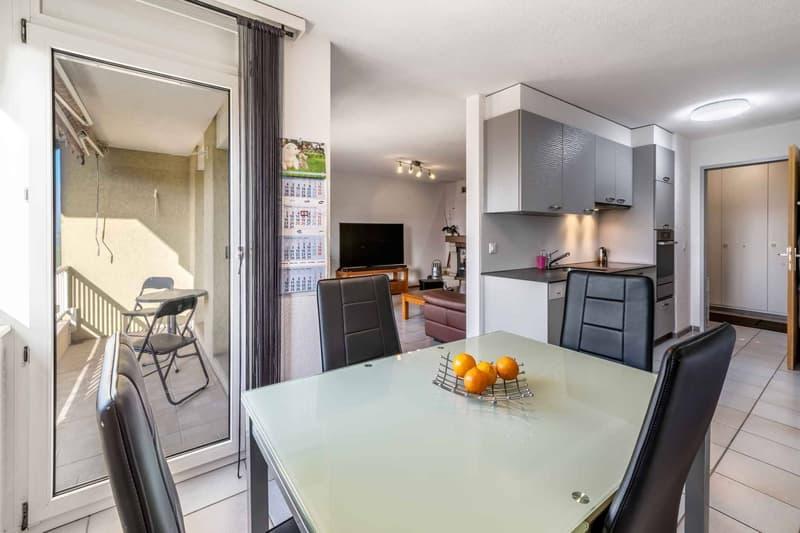 Bel appartement de 4,5 pièces avec cheminée