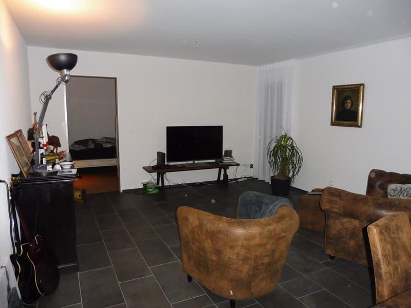 2.5- Zimmerwohnung im Erdgeschoss an ruhiger Lage