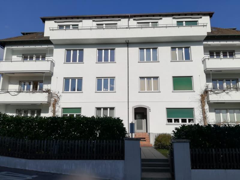 Helle, großzügige 4.5 Zimmerwohnung mit 2 Balkonen ca. 114 m2