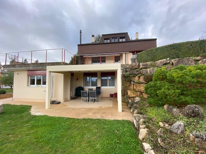 Villa individuelle à Savigny en viager