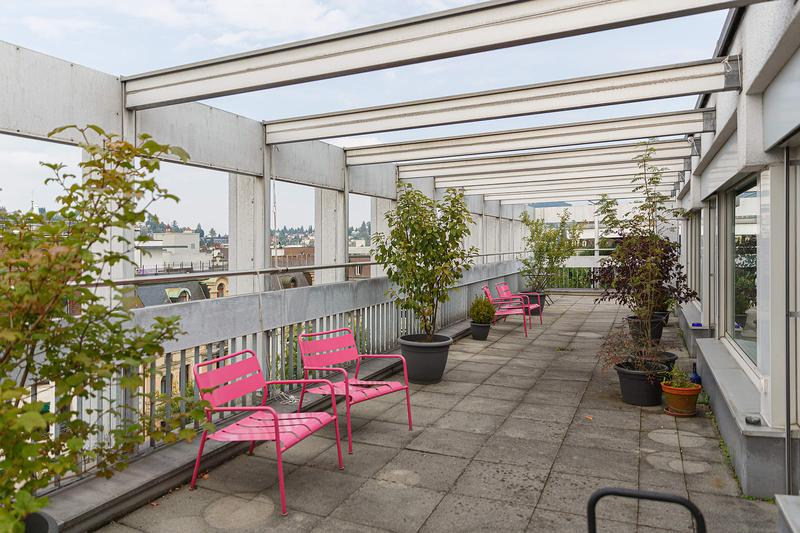 Neustadt Luzern - Büro mit Dachterrasse