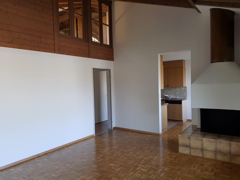 Schöne 5.5 Zimmerwohnung an zentraler Lage