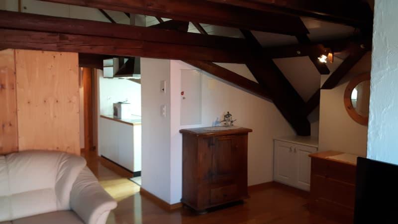 !! Nichtraucherwohnung !!  Altes Bauernhaus totalsaniert (4)