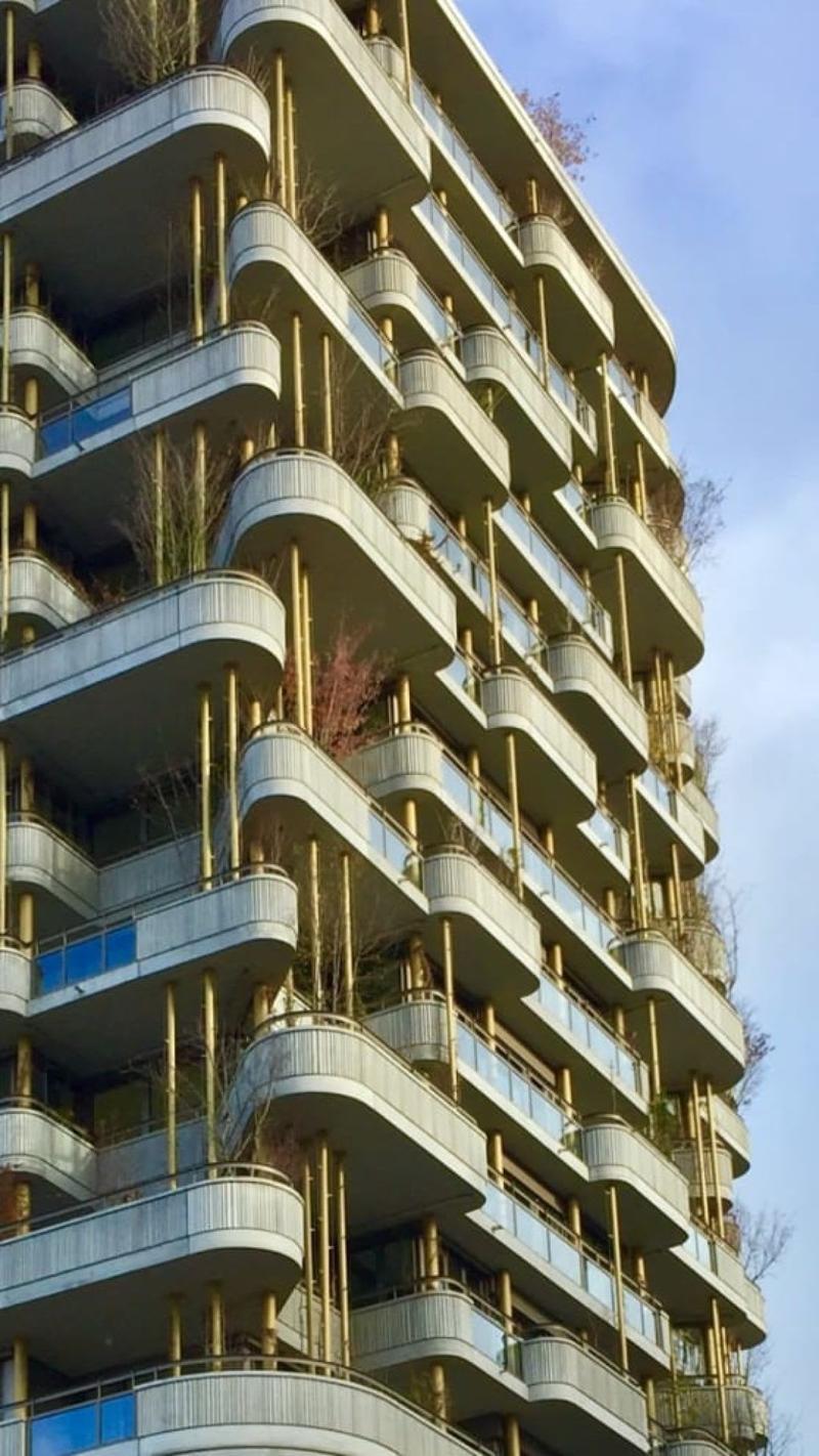 3.5-Zimmer-Wohnung, 16. Stock im Gartenhochhaus Aglaya mit herrlicher See- und Bergsicht