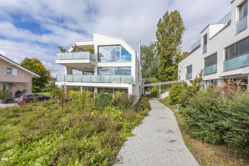 Grosszügige 4.5-Zimmer-Wohnung mit vielen Extras an ruhiger Lage inkl. 2 Tiefgaragenparkplätzen (2)