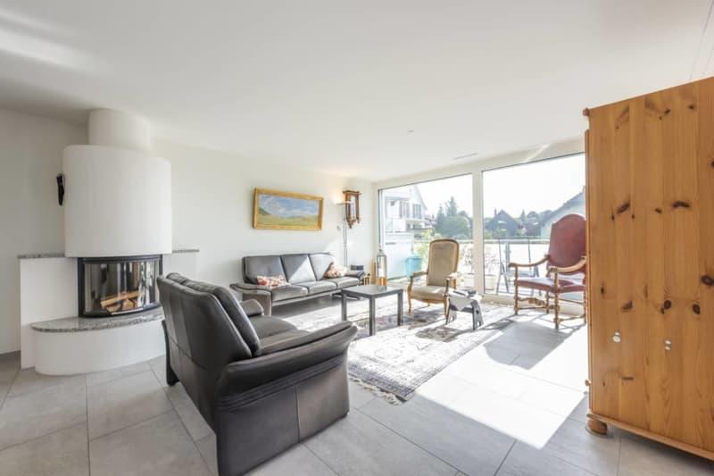 Grosszügige 4.5-Zimmer-Wohnung mit vielen Extras an ruhiger Lage inkl. 2 Tiefgaragenparkplätzen (4)