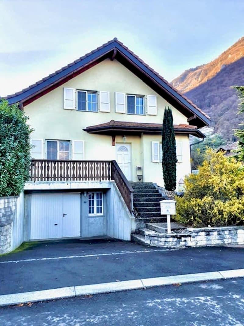 Villa 7 1/2 à vendre à Vouvry (3)