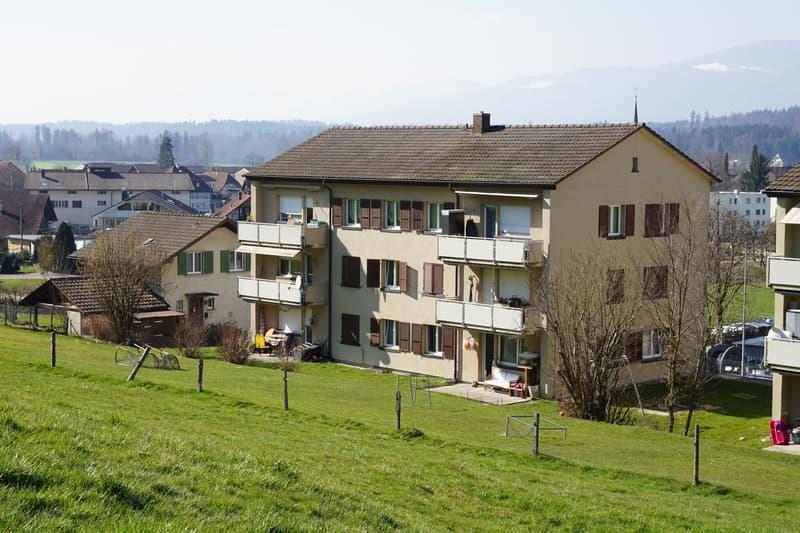 Gartenwohnung mit Blick ins Grüne