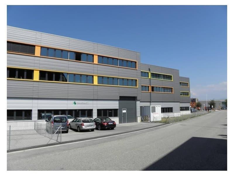 Surface commerciale de 135 m2 au 1er étage