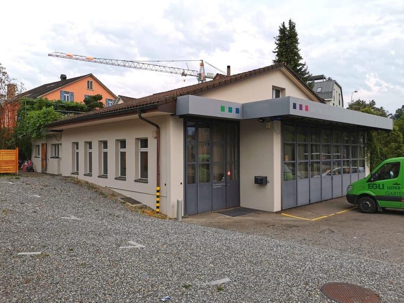Geschäftsräume für Verkauf / Ausstellung / Gewerbe / Werkstatt in Uster